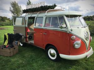 Volkswagen T1 busje met photobooth